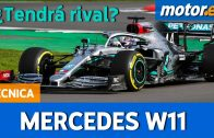 Mercedes makes major changes with its 2020 F1 car – W11 technical analysis
